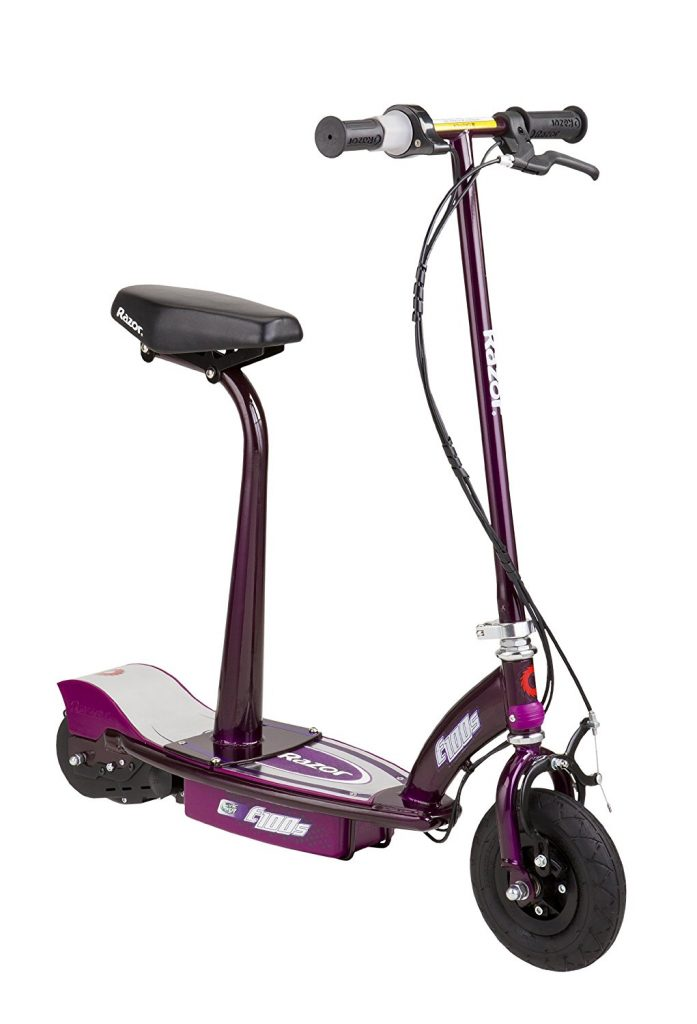 Razor E100S Seated Electric Scooter